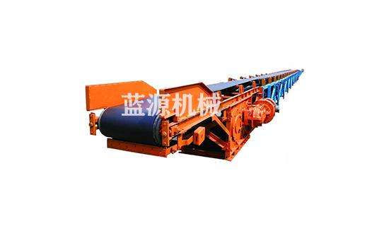 Press filter belt conveyor